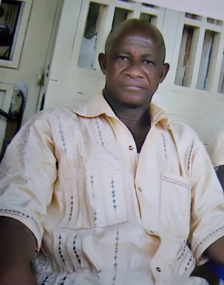 Mr Andre Hablamou