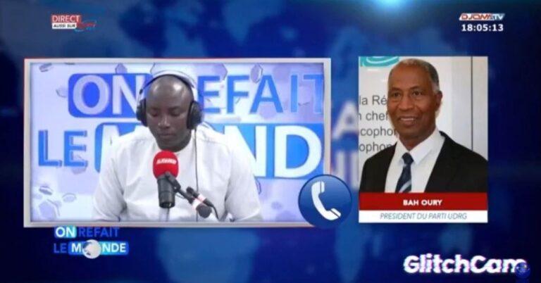 """""""Il N'Y Aura Pas de Recyclage"""" Dixit Le Colonel Mamady Doumbouya. Le Président Bah Oury Réagit"""